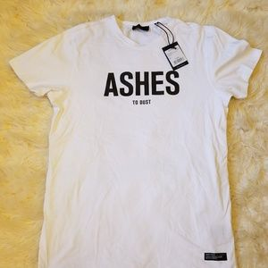 Ashes to Dust Tee shirt NWT